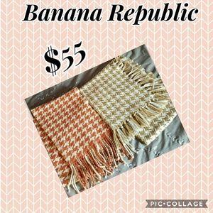 Banana Republic scarves
